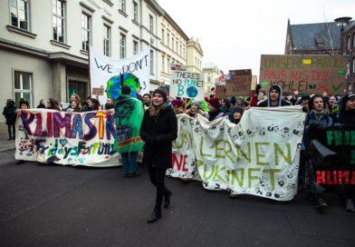 Kampen mot klimatförändringarna är en feministisk kamp
