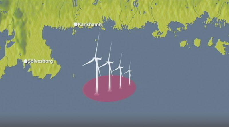 Taggens planerade vindkraftspark i Hanöbukten blir inte av.