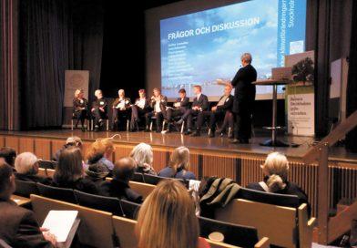 Klimatnödläge – men Stockholm diskuterar klimatanpassning