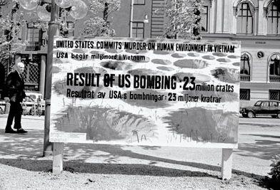 Miljö och fred förenades 1972