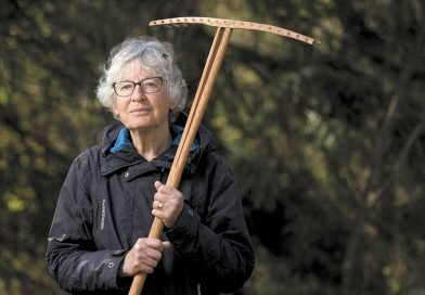 Ebba Werner årets pollinatör
