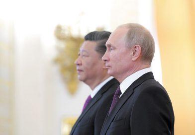 G7-Nato-toppmötet Biden/Putin: Xi Jinpings skugga var närvarande