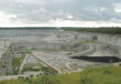 Cementkris hotar Sverige i höst